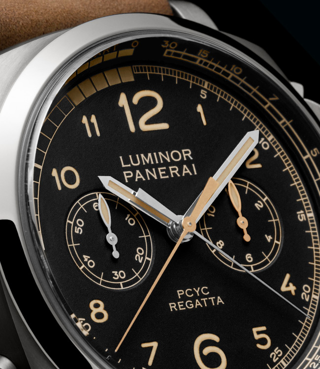 A STORY OF INFINITE PASSION PCYC CHRONOGRAPHS